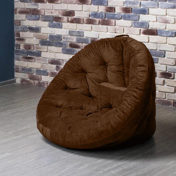 кресло-пуфик со спинкой отзывы